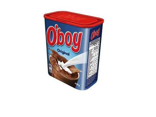 Oboy Kaakaojuomajauhe 450 g