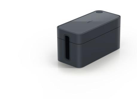 Durable Cavoline Box S johdoille, grafiitti