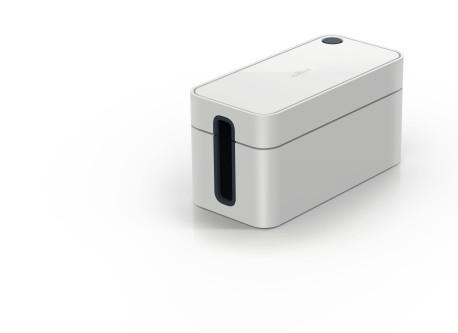 Durable Cavoline Box S johdoille, harmaa