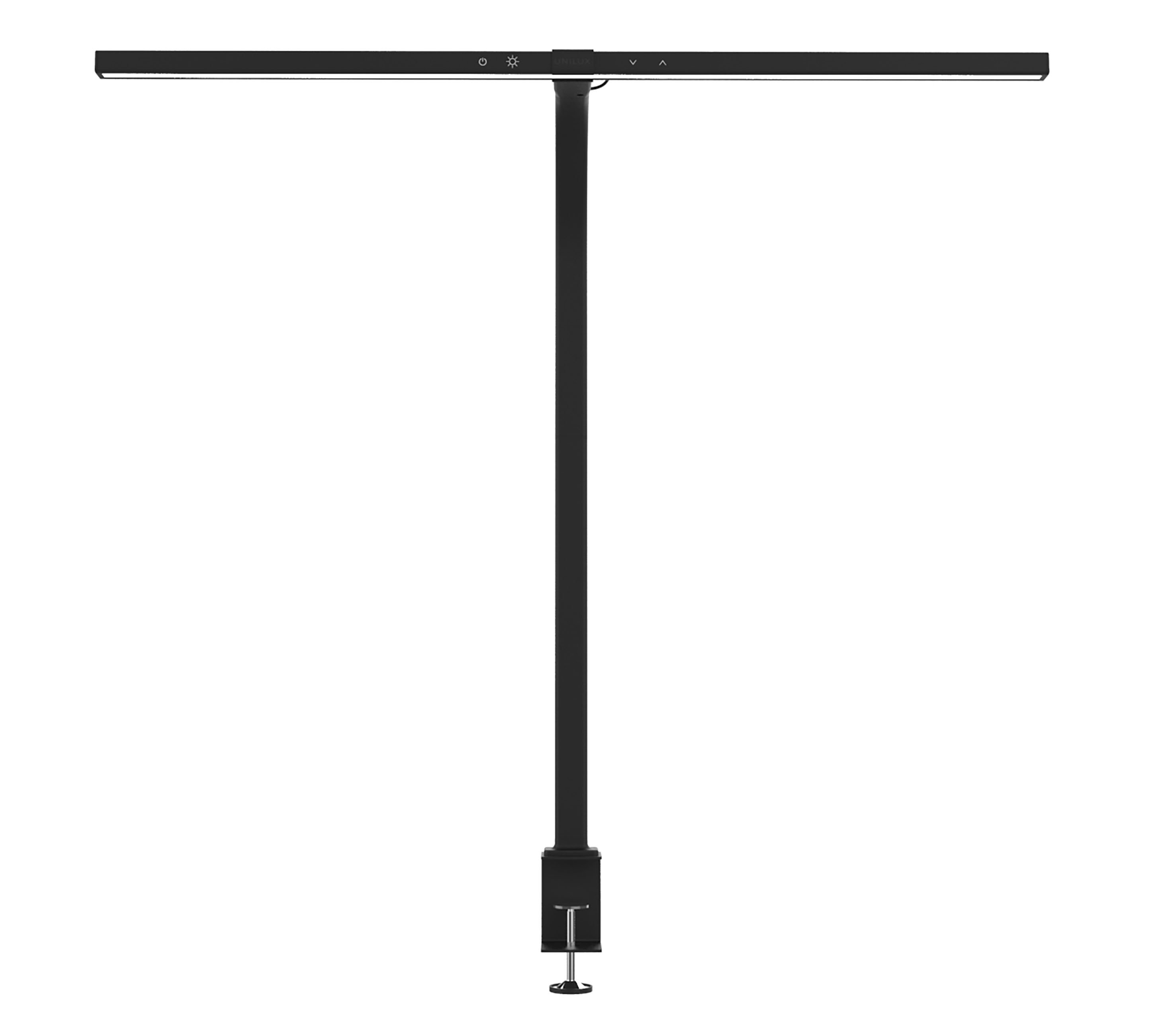 Pöytävalaisin Strata LED, musta