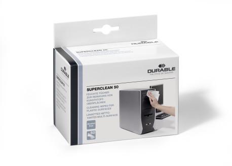 Durable Super Clean yleispuhdistusliina, 50 kpl/pkt, 578802