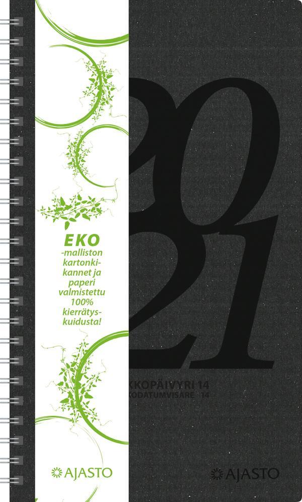 Viikkopäivyri/Veckodatumvisare 14 Eko 2021
