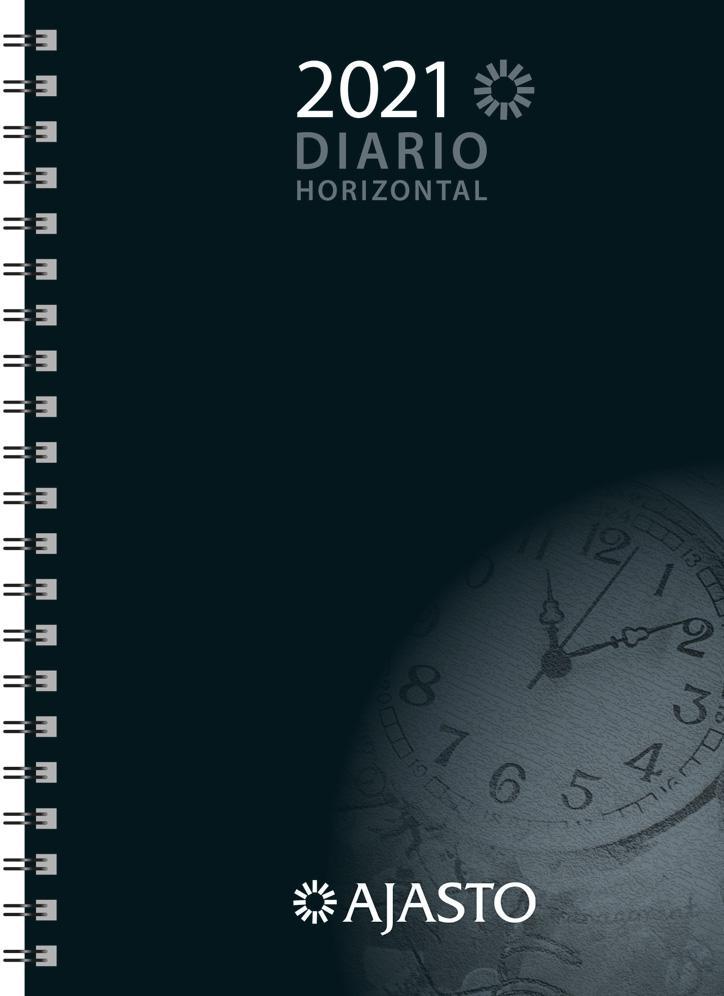 Diario Horizontal -vuosipaketti 2021