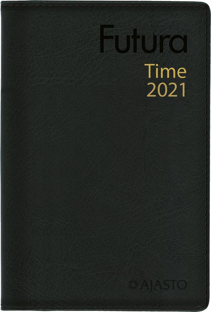 Futura Time, musta 2021