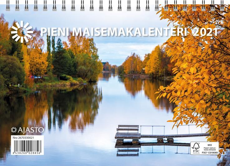 Pieni maisemakalenteri 2021