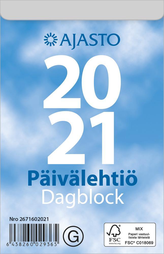 Päivälehtiö/Dagblock 2021