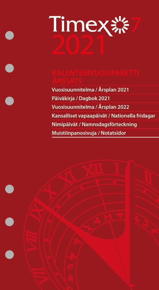 Timex 7 -vuosipaketti 2021