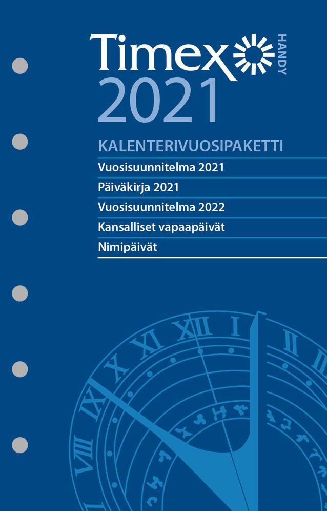 Timex Handy -vuosipaketti 2021