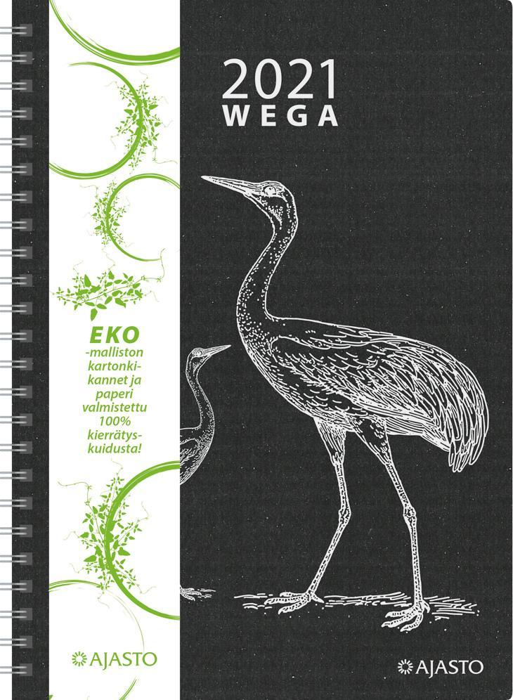 Wega Eko, musta 2021