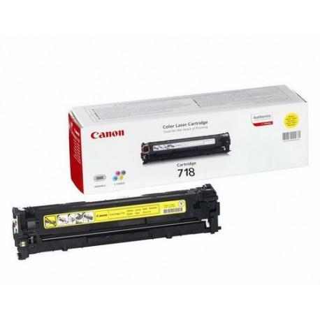 Canon 718Y Yellow, LBP7200Cdn