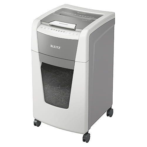 Leitz IQ AutoFeed Office 300 P4 paperintuhooja, 4x30mm