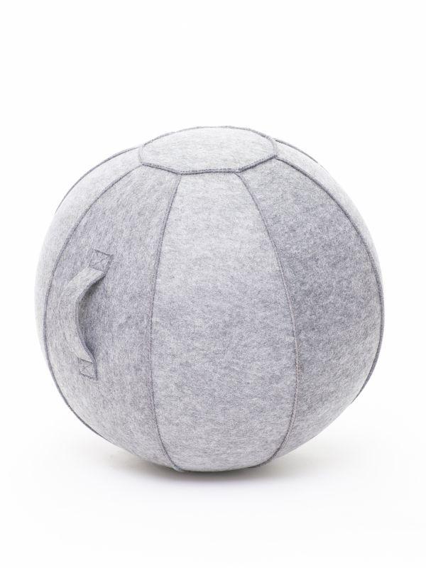 Stoo® Active Ball 75 cm vaaleanharmaa
