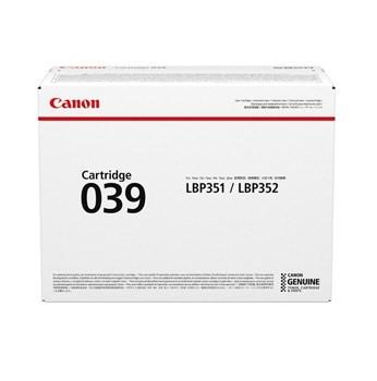 Canon CRG 039 black 0287C001
