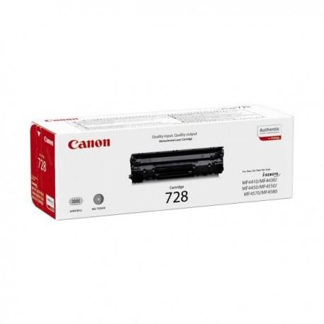 Canon CRG-728 Black, Canon i-SENSYS MF4550D, MF4410, MF4430, MF4570dn, MF4580dn, MF4780w