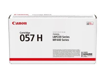 Canon 057H Black, Canon LBP228x / LBP226dw / LBP223dw / MF449x / MF446x / MF445dw / MF443dw