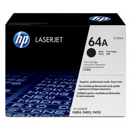 CC364A Black, HP LaserJet P4014, P4015, P4515