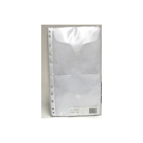 CD-tasku 4:lle pehmustettu 27791