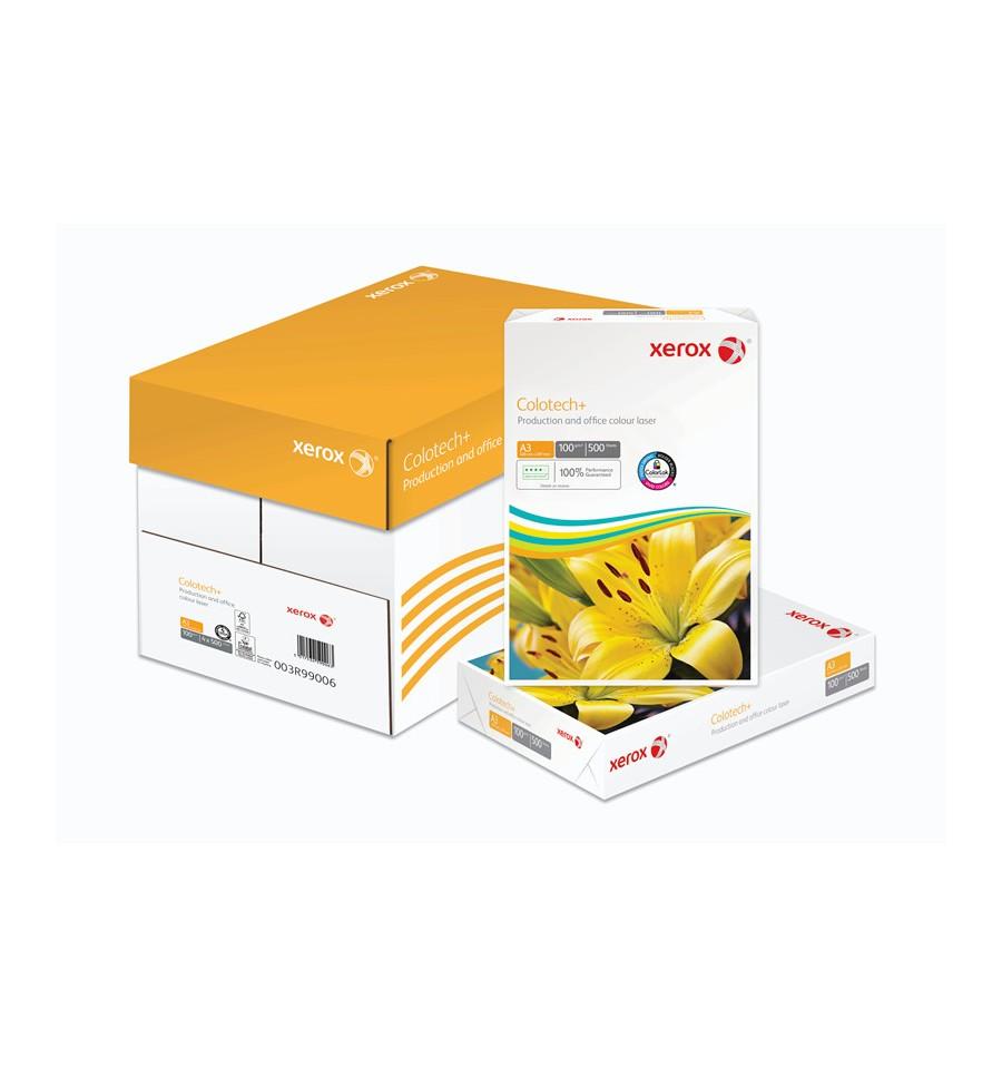 Xerox Colotech+ A3, 100g, 500 ark/ris, 4 ris/ltk