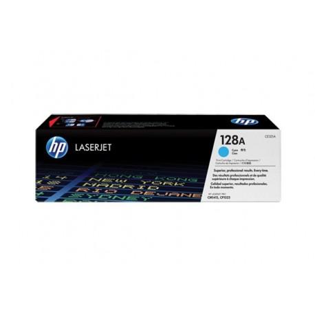 CE321A Cyan, HP Color LaserJet Pro CP1525n, CP1525nw; LaserJet Pro CM1415fn, CM1415fnw