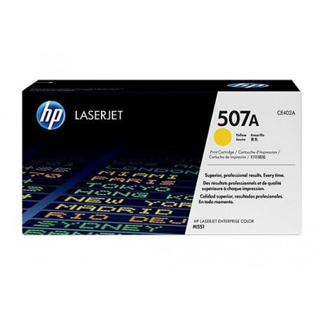 CE402A Yellow, HP LaserJet Enterprise MFP M575; LaserJet Enterprise Flow MFP M575; LaserJet Pro MFP M570