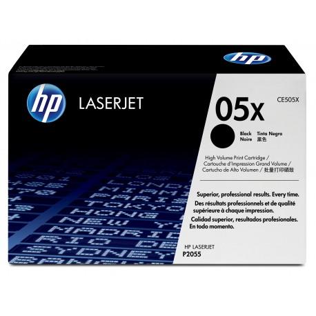 CE505X Black, HP LaserJet P2054, P2055, P2056, P2057