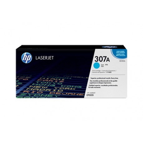 CE741A Cyan, HP Color LaserJet Professional CP5225, CP5225dn, CP5225n