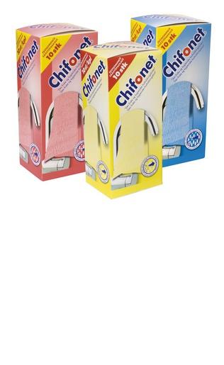 Chifonet puhdistusliina 10 kpl