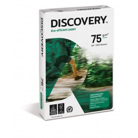 Discovery A4 75 g kopiopaperi ECO DISCOV75A4