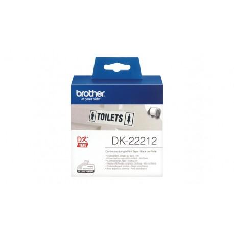 DK22212 Continuous lenght filmi / 62mm x 15,24 m