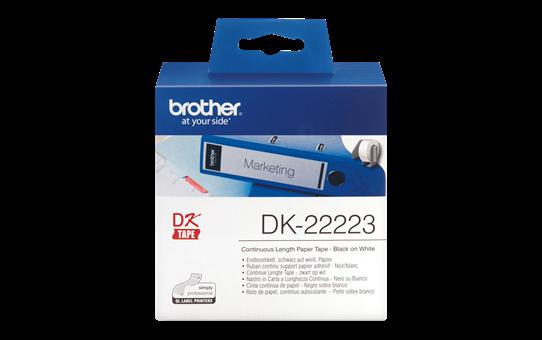 DK22223 Continuous Lenght paper / 50mm x 30,48m