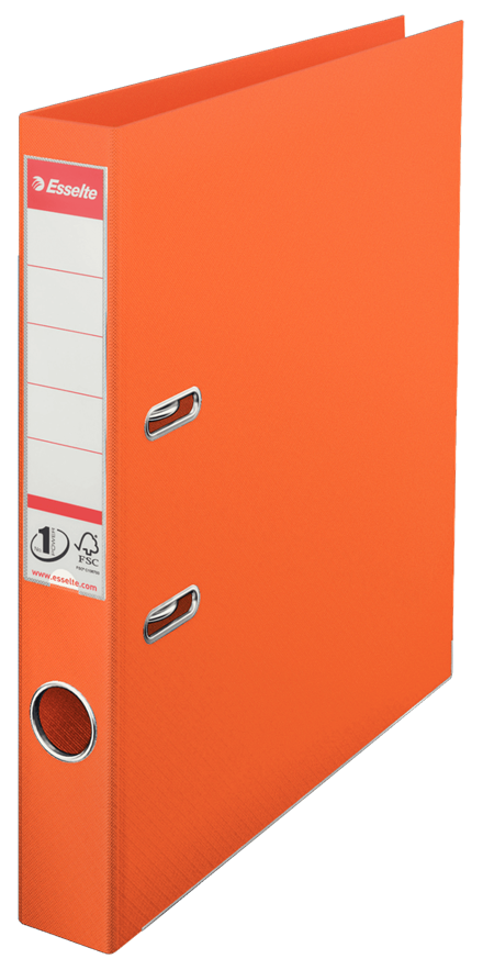 Esselte kansio M400 oranssi 811440