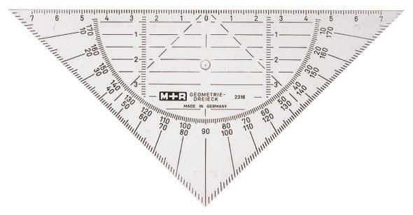 Geokolmio 16cm