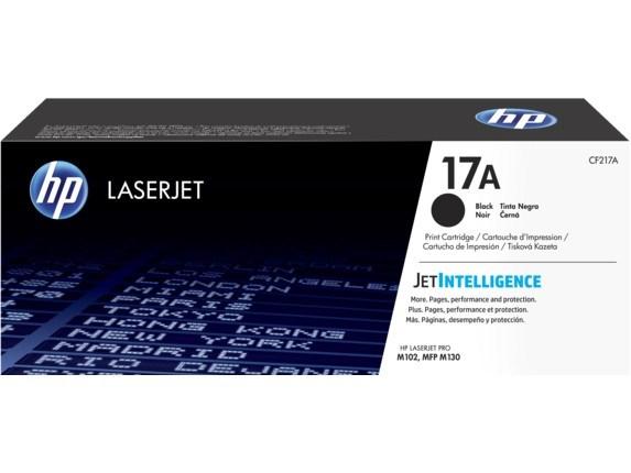 CF217A Black, HP LaserJet Pro M102a, M102w, MFP M130a, MFP M130fn, MFP M130fw, MFP M130nw