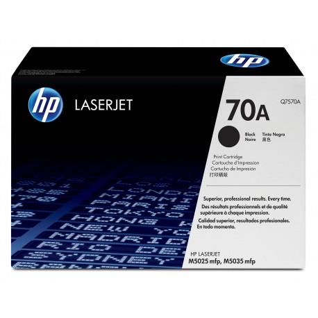 Q7570A Black, HP LaserJet M5025 MFP, M5035 MFP, M5035x MFP, M5035xs MFP