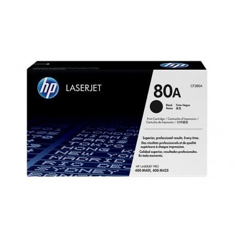 CF280A Black, HP LaserJet Pro 400 M401, MFP M425
