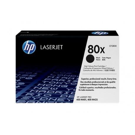 CF280X Black, HP LaserJet Pro 400 M401, MFP M425