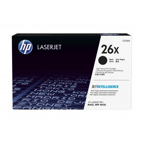 CF226X Black, HP LaserJet Pro M402, MFP M426 / 9000 sivua