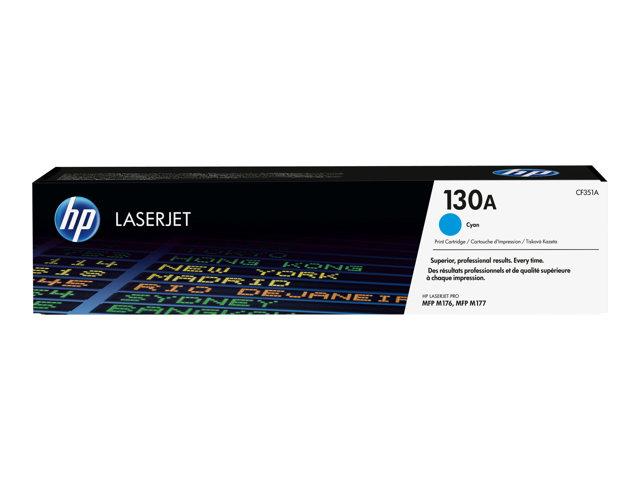 CF351A Cyan, HP Color LaserJet Pro MFP M176n, MFP M177fw