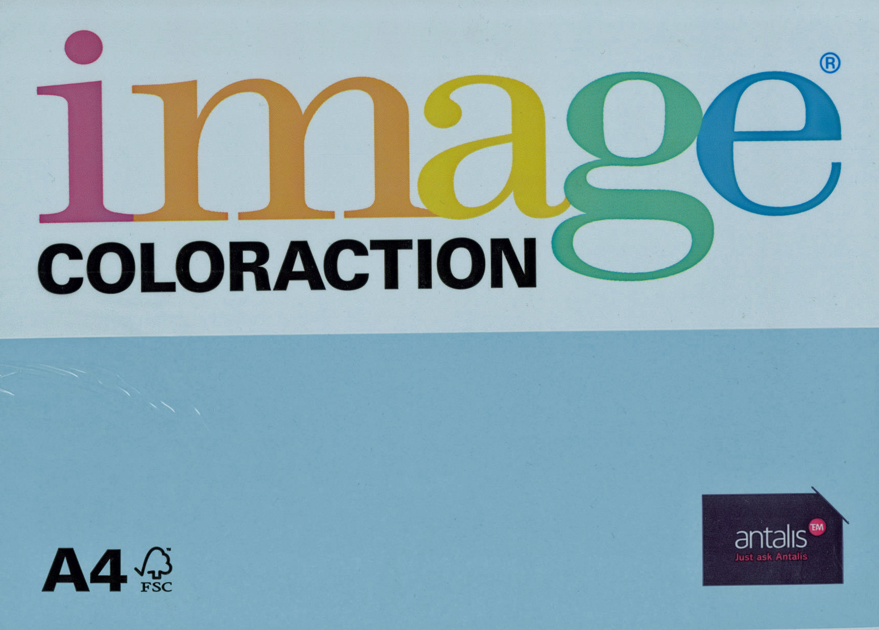 Image 75 A4 sininen