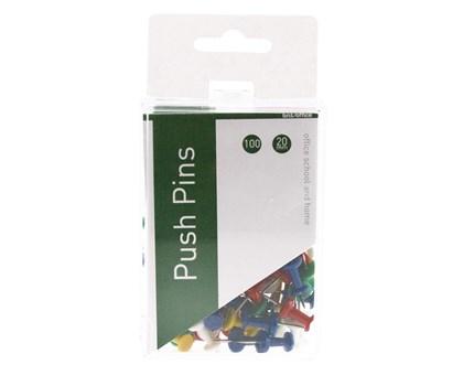 Karttaneula värilajitelma, tornimalli, 100 kpl/rasia / 745600