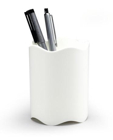 Kynäpurkki Durable Trend valkoinen, 131885
