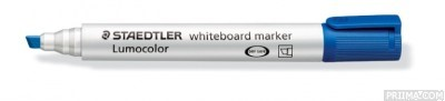 Whiteboard-Kynä  351B-3 Sininen Viisto