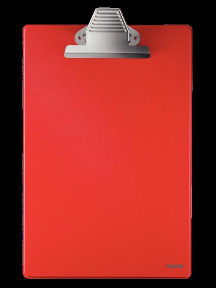 Käsikirjoitusalusta A4 Clipboard Punainen ilman Kantta 27353