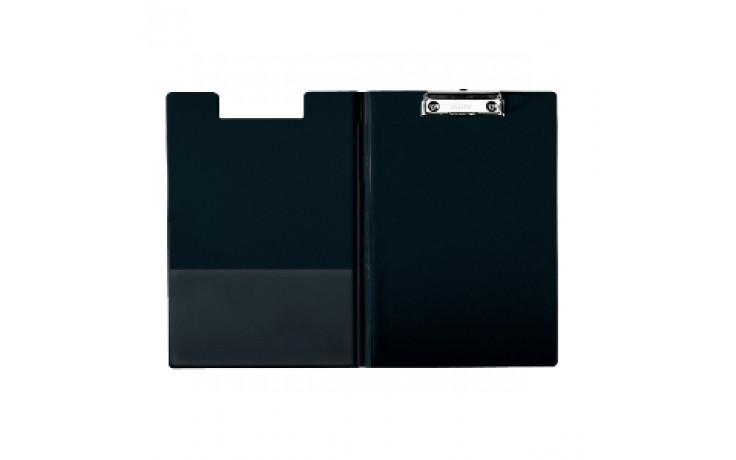 Käsikirjoitusalusta Clipboard A4 Musta 56047 Kannella