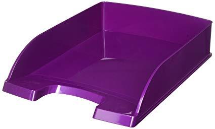 Lomakelaatikko Leitz Plus WOW Violetti / 52263062