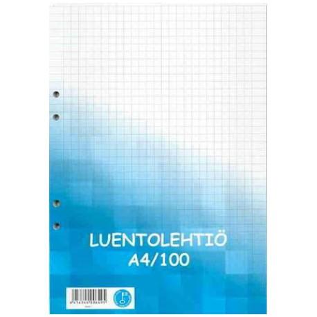 Luentolehtiö A4/100 0649, 30/ltk