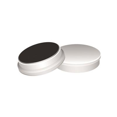 Magneetti 25mm Valkoinen 10 kpl/pkt/