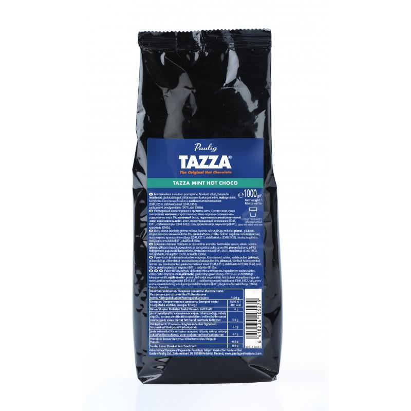 Minttukaakao Tazza Mint Hot Choco, 10kg, 62563