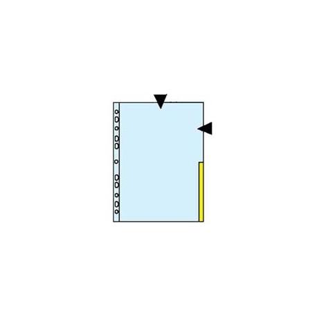 Muovitasku-Signal 0,12 Keltainen 55361