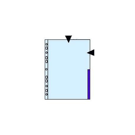 Muovitasku-Signal 0,12 Sininen 55365